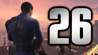 ► Fallout 4 | #9 | 1/4 | Stopování! | CZ Lets Play / Gameplay [1080p] [PC]