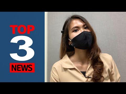 top news demo uu cipta kerja i terawan soal vaksin i idi surati terawan