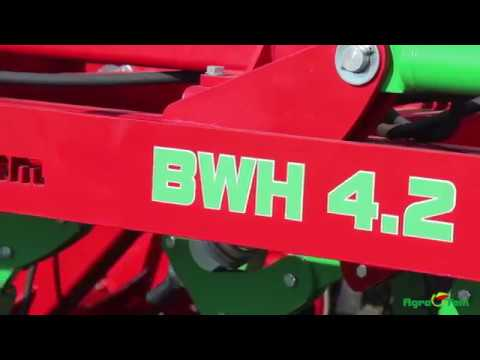 Agro-Tom Mehrzweckgrubber BWH 3,6 m / Finanzierung - Leasing