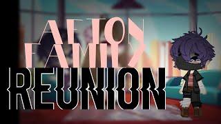 Afton Family Reunion    Gacha club   