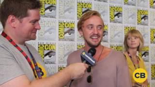 Том Фелтон, Tom Felton Talks Upcoming Season of The Flash at SDCC 2016
