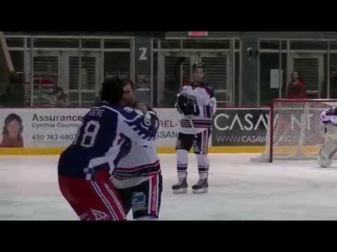 Yves Girard vs. Boby Fugère