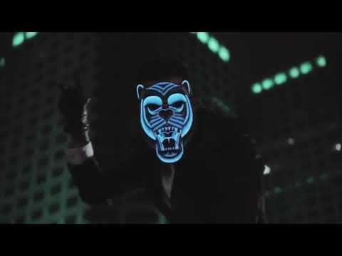GeekMask – первая в мире световая маска с датчиком звука!