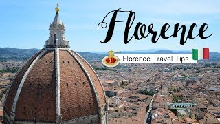 Florence, Italy Travel Tips | Travel on a Budget 🍝🍕🇮🇪