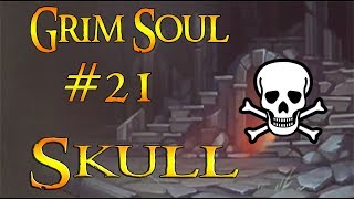 Grim Soul: Survival #21 FOUND SKULL @ Game Like Last Day on Earth