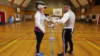 Youtube thumbnail for The Art of Fencing for Sport and Fitness