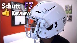 SCHUTT F7 Football Helmet Review - Ep. 350