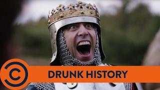 Brand New Drunk History - The Season 3 Trailer   Comedy Central