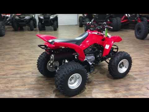 2018 Honda TRX250X in Murrieta, California