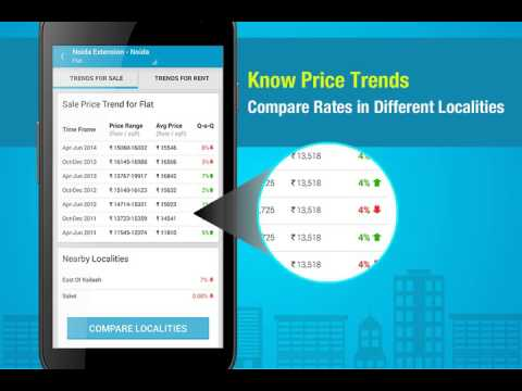 Video of MagicBricks Property Search