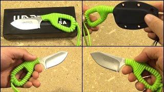 WarTech Tactical Neck Knife Review, Budget Greatness
