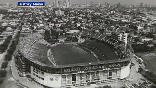 WEB EXTRA: Historian Paul George On History Of Orange Bowl's Involvement With Super Bowl's In Miami