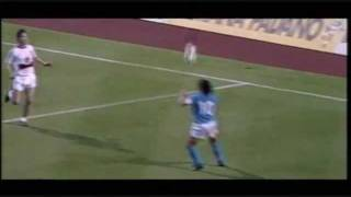 Diego Maradonas Highlights beim SSC Neapel
