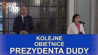 Konferencja prasowa Borysa Budki i Izabeli Leszczyny
