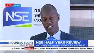 Nairobi Securities Exchange half year review