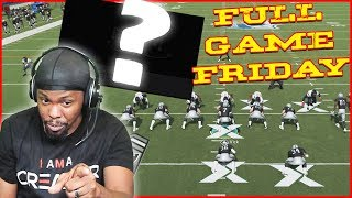 How To Get More Wins In Weekend League! Fire Free Scheme! (Madden 20 Full Game Tips)