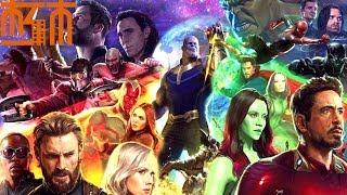 漫威宇宙编年史:上部 40分钟梳理漫威21部超级英雄电影