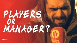 PLAYERS OR MANAGER? Valencia 2-1 Manchester United | Kholo.pk
