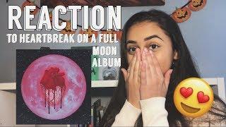 Heartbreak on a Full Moon (ALBUM REACTION)- Chris Brown