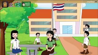 สื่อการเรียนการสอน คำสันธาน ป.6 ภาษาไทย