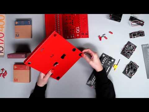 pocket operator modular 170 - build tutorial