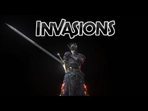Dark Souls 3 Invasions: Sl40 - SL80