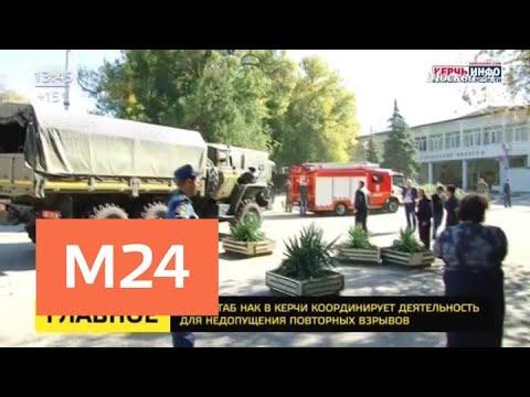 Представитель министерства топлива и энергетики Республики Крым прокомментировала ЧП Теракт в Керчи