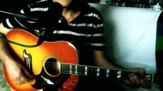 Weil ich dich liebe ~ Marius Müller-Westernhagen ~ Cover ~ Epiphone Dove Pro VB & BT