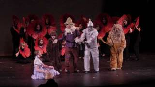 """OES presents """"The Wizard of Oz"""""""