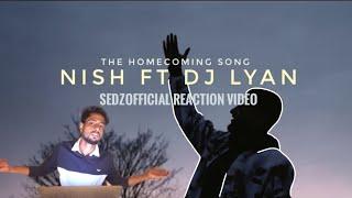 Sylheti Reaction   Nish New Song   Homecoming ft DJ LYAN   2021