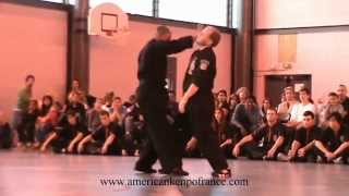 preview picture of video 'American Kenpo AKKI France - Démonstration à Gonesse'