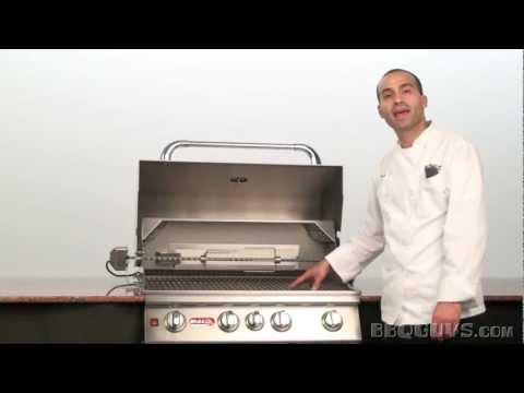 BULL Angus 4 Burner Gas Grill Inspection – BBQGuys.com