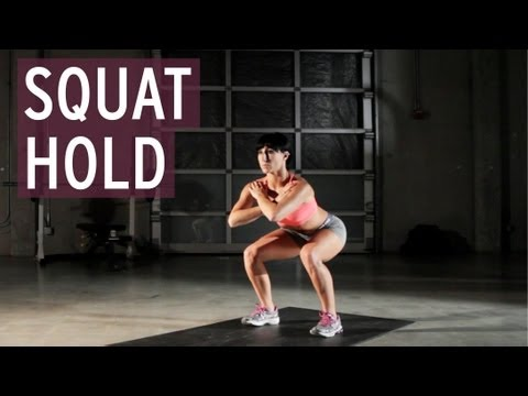 Exercise thumbnail image for Squat Hold