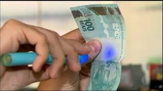 Quadrilhas usam recursos sofisticados para falsificar dinheiro