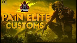 PAiN ELITE CUSTOMS FT. SOUL, BTR, IND, ORE, ETC. | MANAGED BY OFFSIDER ESPORTS | POWERED BY PAiN