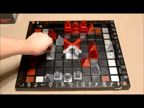 Dad's Gaming Addiction - Khet: The Laser Game (Episode 47)