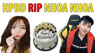 Nhân dịp sinh nhật RIP113 bị Nhi thả thính