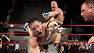 Kurt Angle makes WWE Legends tap out: WWE Playlist