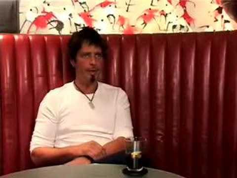 Chris Cornell on 'Moth'