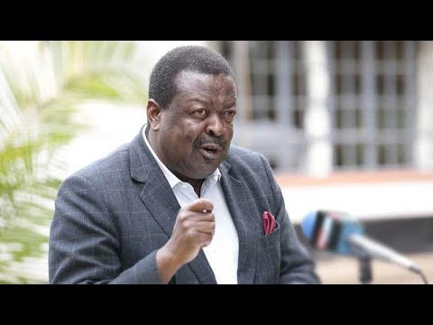 Mudavadi says not interested in any gov't appointment, to concentrate on Opposition