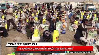Yemen'e Dost Eli