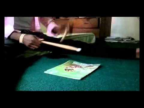 How to play nigerian makossa drum beat