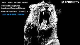 Martin Garrix - Animals (Dj Yunes Remix) [MP3  FLP DOWNLOAD]