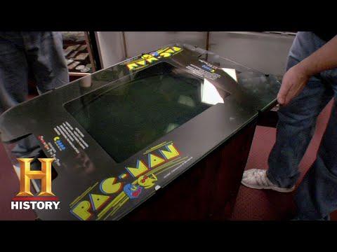 Pawn Stars: Pac-Man Arcade Game (Season 1) | History