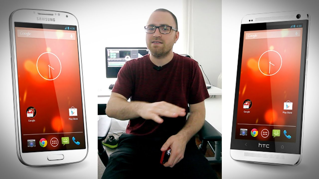 Giveaway: Google Edition HTC One or Galaxy S4! thumbnail