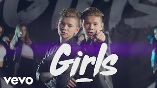 """Marcus & Martinus"" & Madcon - Girls"