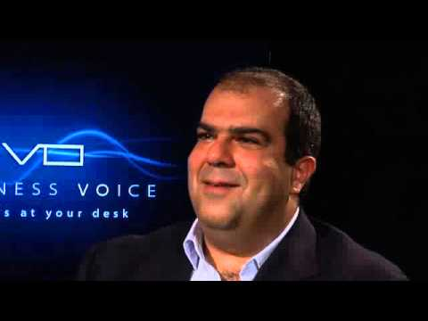 Still Image from the video: Stelios shows that he's human when it comes to recruiting talent