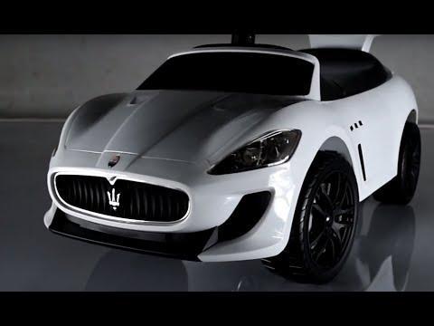 Детский автомобиль-каталка Chi Lok Bo Maserati