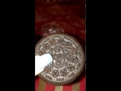 Review about Oreo Cookies from West Puente Valley, California