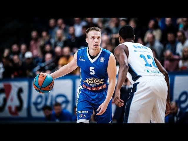 Kalev vs Zenit Highlights October, 21 | Season 2019-20